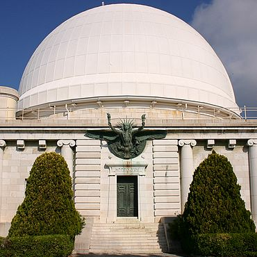 Astronomy observatory of Nice